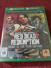 Red Dead Redemption+Undead Nightmare game of the year xbox one/360 NEW SEALED