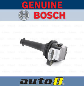 Bosch Ignition Coil for Volvo C30 2.4I P14 2.4L Petrol B5244S4 2006 - 2010