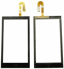 HTC Desire 610 Digitizer Touch Screen Front Glass Display Lens Black Replacement