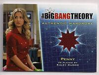 Big Bang Theory Season 5 Costume Card M12 Penny