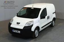 Peugeot Low Roof Commercial Vans & Pickups