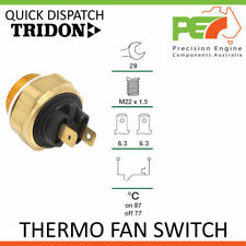 New * TRIDON * Thermo Fan Switch For Renault Fuego R10,R12,R15, R16,R18