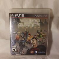 Young Justice: Legacy (Sony PlayStation 3, 2013) Complete Game G~W/ Manual CIB