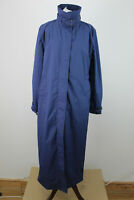 JOULES Blue Trench Coat Chest size 44""
