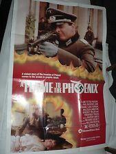 "Large Vintage Movie Poster "" Dead Man Walking "" Video Store Folded"
