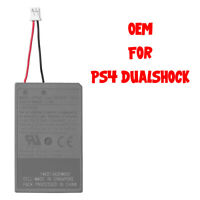OEM Rechargeable Battery For Original PS4 DualShock 4 Controller LIP1522 3.65V