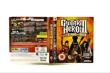 PLAYSTATION 3 GUITAR HERO III LEGENDS OF ROCK PS3 COMPUTER VIDEO GAME ONLY PAL