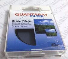 Japan Made 49mm CIRCULAR POLARIZER Lens FILTER CPL 49 mm PL-CIR Quantaray P-CL