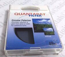 Japan Made 49mm CIRCULAR POLARIZER Lens FILTER CPL 49 mm PL-CIR Quantaray P-CL