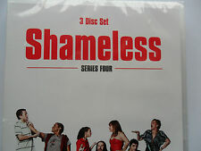 SHAMELESS 3 DVD BOX SET SERIES 4  7 HOURS THRELFALL RYAN LATHAM LILIAN FRANK NEW