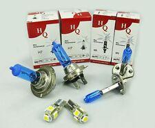 XENON 100W 12V HI-Lo beam Bulbs H7 H1 W5W HEADLIGHT SET D