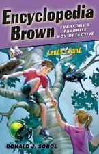 Encyclopedia Brown Lends a Hand (Paperback or Softback)