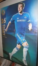 John Terry - Chelsea FC - unsigned / unframed poster - official product