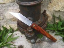 😍😍 Couteau fermant le Montpellier manche en COCOBOLO, Coutellerie Cognet 😍😍