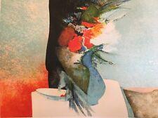 Floral-Still Life-Claude Gaveau-Ltd./Ed.-Signed-Lithograph #79/175