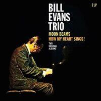 Bill Evans - Moon Beams / How My Heart Sings [New Vinyl LP] Holland - Import