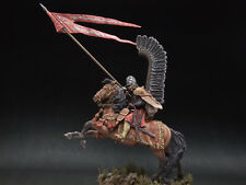 Polish winged hussar Tin Painted Toy Soldier Pre-Order | Museum