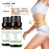 2pcs Weight Loss Products Slimming Losing Weight Essential Oils Thin Leg Waist