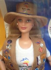Barbie Sydney Australia 2000 Olympic Pin Collector Fan Edition Doll NRFB 25644