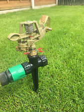 SIS PC/FC Impact Sprinkler on Stake