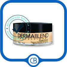 Dermablend Cover Creme in Cafe Brown