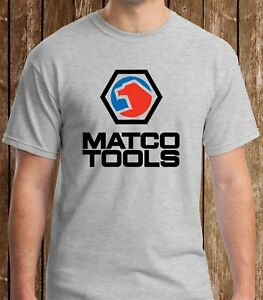 Matco Tools Grey T-Shirt Men's Tshirt S to 3XL
