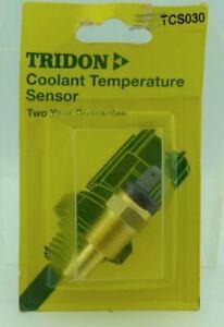 TRIDON TCS030 COOLANT TEMPERATURE SENSOR (SENDER) FITS Hyundai Fits Mitsubishi