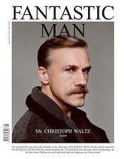 FANTASTIC MAN #20 A/W 2014 CHRISTOPH WALTZ Xavier Dolan KARL KOLBITZ @New@