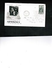 CANADA 1968 VIMY MEMORIAL in FRANCE  FDC   #486 cat $3.00 used**  BOX 538