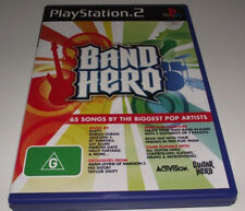 Band Hero PS2 PAL *Complete*