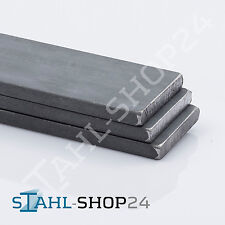 STAHL-SHOP24 Flachstahl Flacheisen Bandstahl Flachmaterial