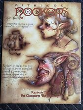 KITHBOOK THREE FOR CHANGELING THE DREAMING NOCKERS WHITE WOLF '97 RPG MODULE