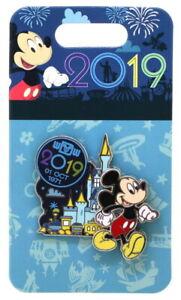 2019 Disney WDW Mickey Mouse Pin Rare