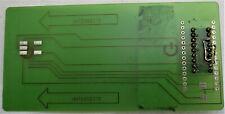 Smartcard  D2 Mac / Eurocrypt für Sat-Empfang / ohne Guthaben / ca.1998 /Vintage