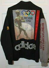 Vintage Olympic Equestrian Races Stockholm 1956 / Helsinki 1952 Adidas Jacket