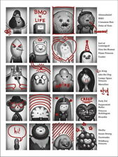 "018 Adventure Time  -jake Finn Hot Anime 14""x18"" Poster"