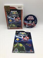 Super Mario Galaxy (Nintendo Wii, 2007) - Complete