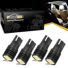 4x Canbus Error Free Interior LED Light Bulbs T10 W5W White Dome Map LED Bulbs