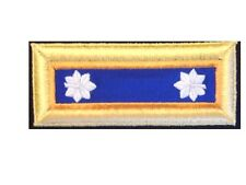 SHOULDER BOARDS STRAPS AVIATION CORPS LTCOL - PAIR MALE
