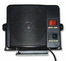 Extension Speaker with Noise Filter  CB & Amateur Radio External Remote 3.5mm