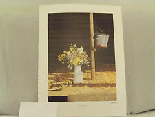 "Bob Timberlake ""Porch Bouquet"" Signed & numbered reduced price"