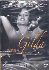 Gilda DVD Rita Hayworth Glenn Ford George Macready NEW R0 B&W