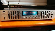Vintage Sansui RG-7 Stereo Graphic Equalizer Tested. Free shipping!