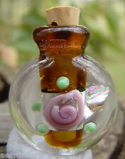 WITCHES' BOTTLE Wicca Witch Pagan Goth Herbs  APOTHECARY BOTTLE  - SPELL BOTTLE