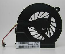 CPU Fan For HP Compaq Presario CQ42 G42 CQ72 Laptop 3-PIN 646578-001 606609-001