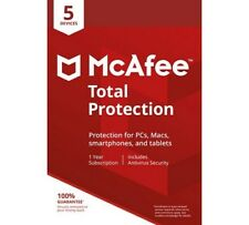 McAfee totale protection 5 APPAREIL