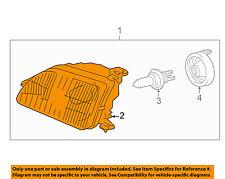 TOYOTA OEM 00-04 Tundra-Headlight Head Light Headlamp 811700C010