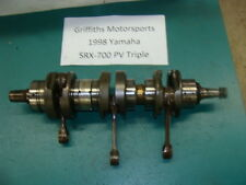 98 99 00 01? YAMAHA VMAX 700 SRX PV triple CRANK SHAFT CRANKSHAFT