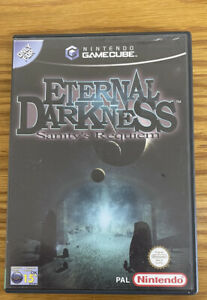 Eternal Darkness: Sanity's Requiem (Nintendo GameCube, 2002) - European Version