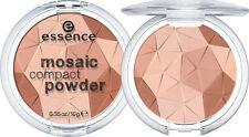 essence mosaic compact powder different effects and textures five colors thebest
